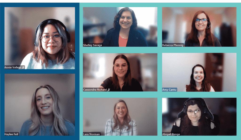 Women's history month women in tech